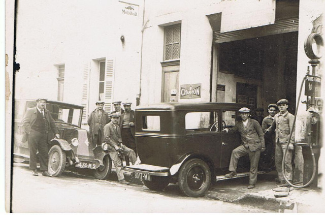 Garage Peugeot Iq23pz