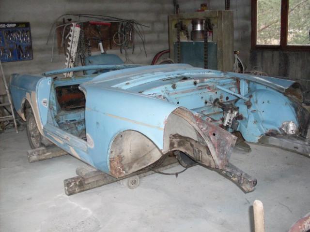 Alpine série 5 Varoise Xse8cn