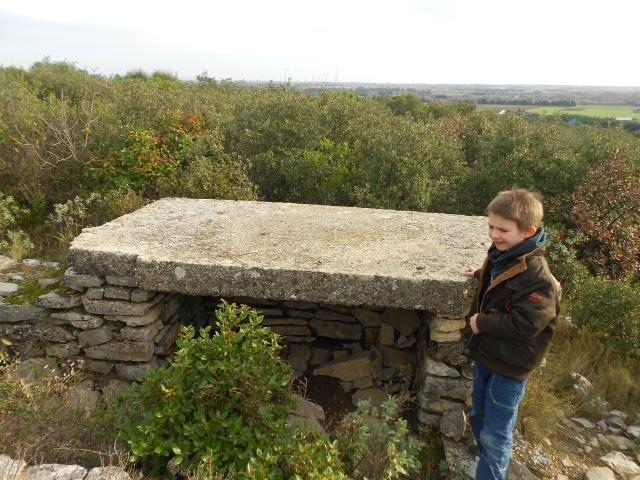 Bunker commandement d'aérodrome : Nîmes - Courbessac (30) 2nraqh