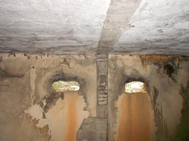 Bunker commandement d'aérodrome : Nîmes - Courbessac (30) 40tnxn