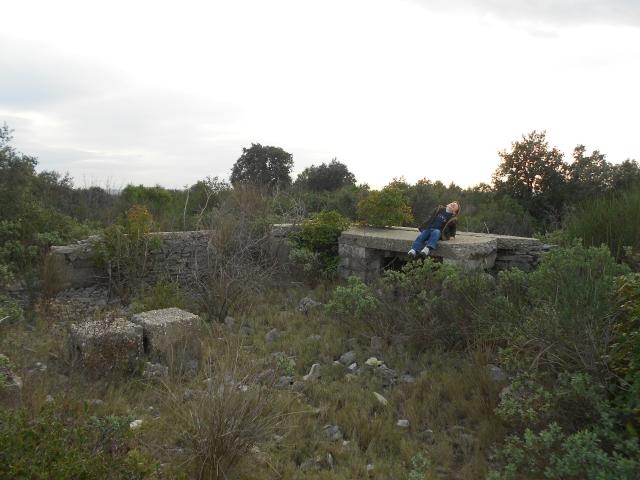 Bunker commandement d'aérodrome : Nîmes - Courbessac (30) 67id0b
