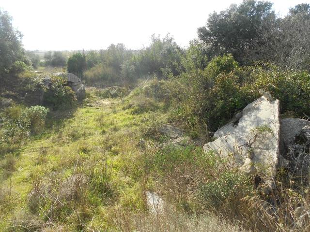 Bunker commandement d'aérodrome : Nîmes - Courbessac (30) 94vcef