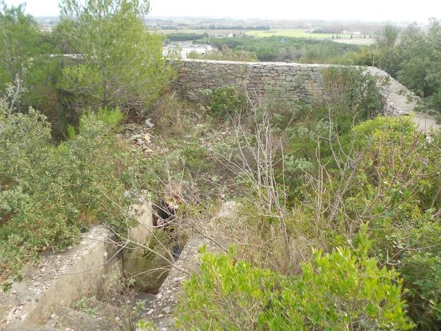 Bunker commandement d'aérodrome : Nîmes - Courbessac (30) Am7rds