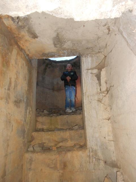 Bunker commandement d'aérodrome : Nîmes - Courbessac (30) Br2gf1