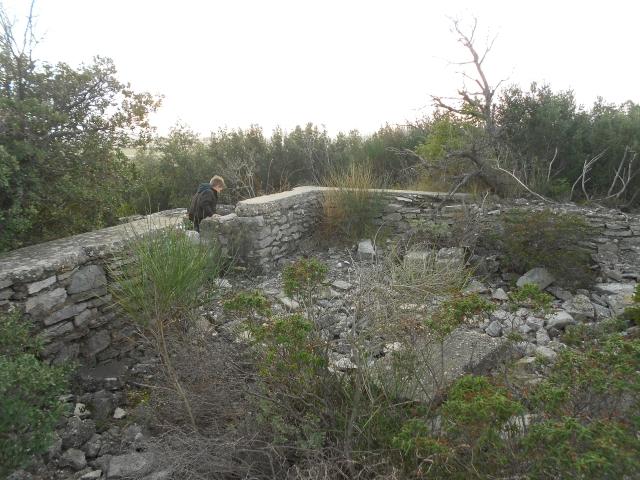 Bunker commandement d'aérodrome : Nîmes - Courbessac (30) Rr5n86