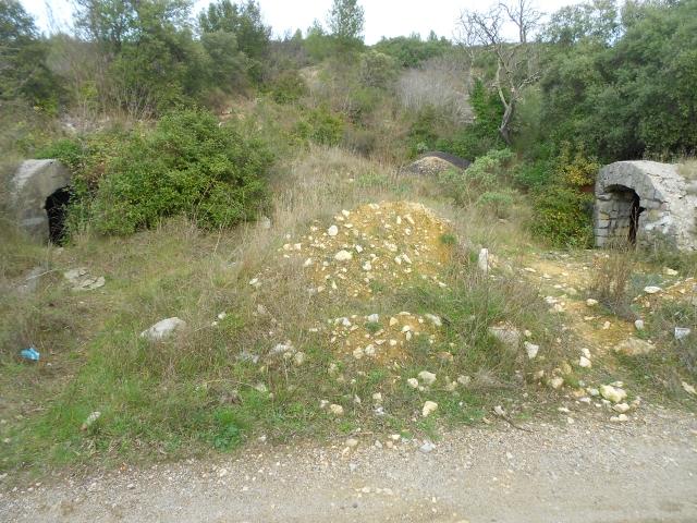 Bunker commandement d'aérodrome : Nîmes - Courbessac (30) U95mpl