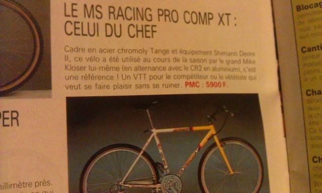 MS Racing Pro Comp XT (cadre + fourche seulement !) Mt0yik