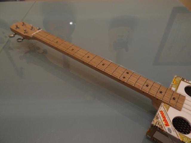 César Box Custom Guitars (CBG à vendre) 60ltnv