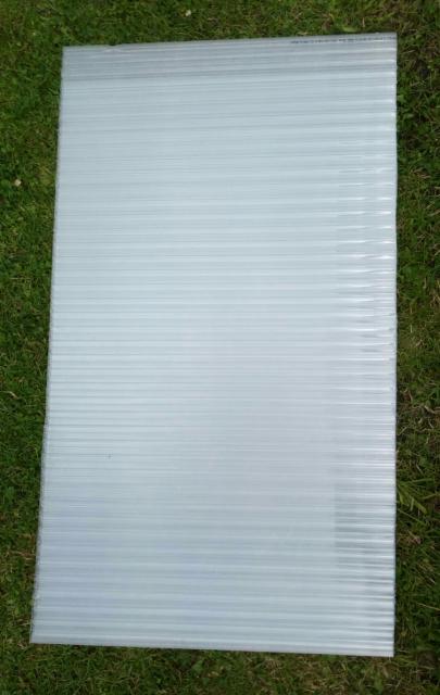 Plaques Polycarbonate
