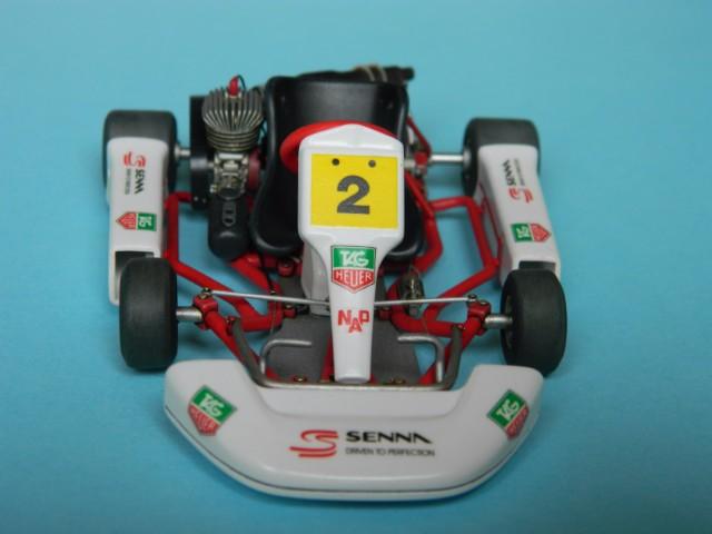 Kart  A. SENNA Bercy 93. Fujimi 1/20ème. fini . - Page 2 4fi8wj