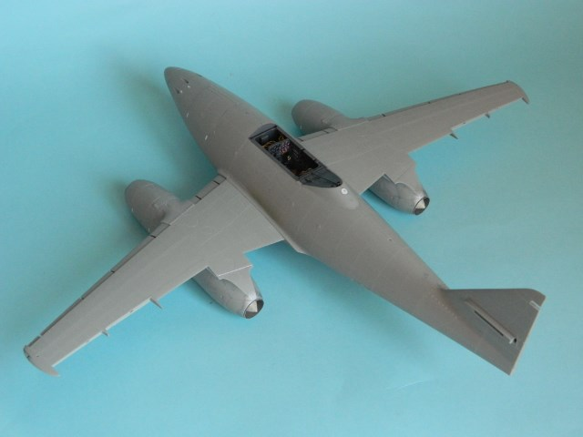 Me 262 A 1a. 1/32 Trumpeter . - Page 2 5gaptx