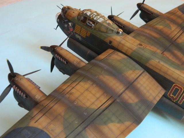 AVRO LANCASTER  Mk.III. Tamiya 1/48° - Page 14 600l0o