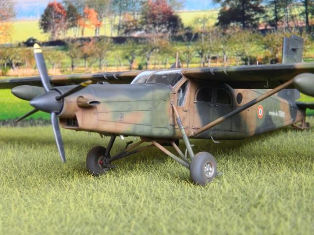 Pilatus PC-6/B2-H4. Roden 1/48.  fini. 7tll4i
