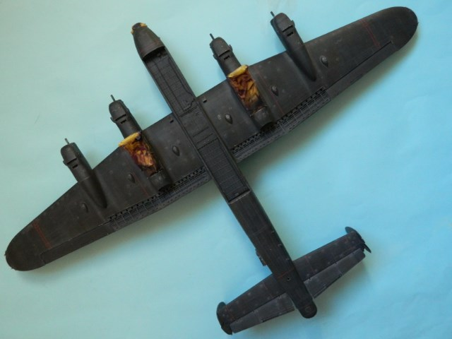 AVRO LANCASTER  Mk.III. Tamiya 1/48° - Page 13 8u9mjb