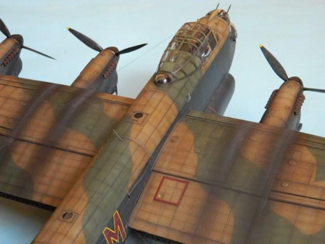 AVRO LANCASTER  Mk.III. Tamiya 1/48° - Page 14 8yc29y