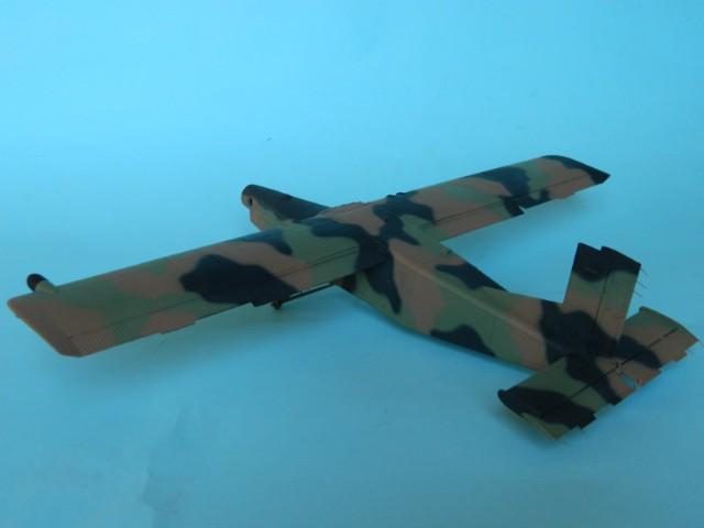 Pilatus PC-6/B2-H4. Roden 1/48.  fini. E13myo