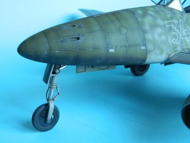 Me 262 A 1a. 1/32 Trumpeter . - Page 2 Ffp5yn