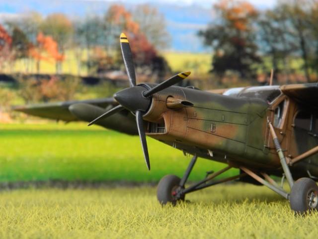 Pilatus PC-6/B2-H4. Roden 1/48.  fini. Fn0a17