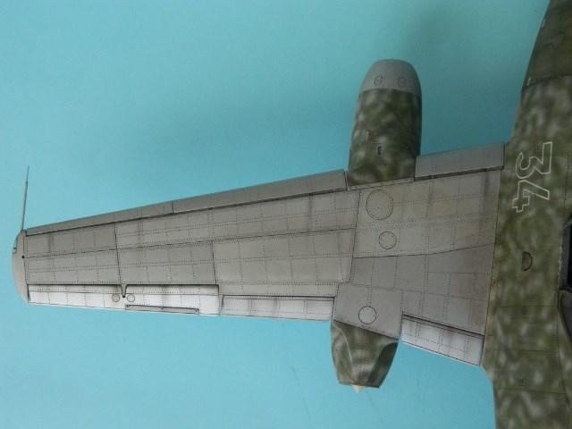 Me 262 A 1a. 1/32 Trumpeter . - Page 2 Fs3vwo