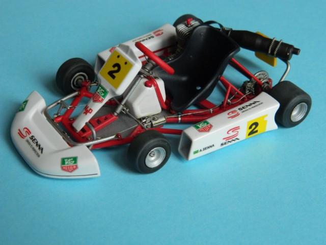 Kart  A. SENNA Bercy 93. Fujimi 1/20ème. fini . - Page 2 G3qjhe