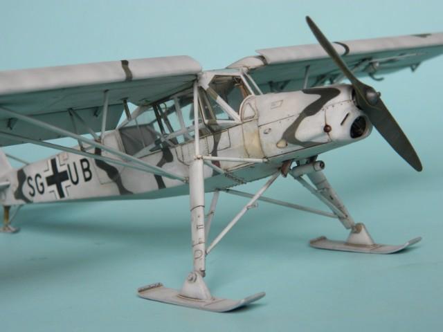 Fieseler Fi-156. Tamiya 1/48. Fertig. - Page 2 Gmpurd