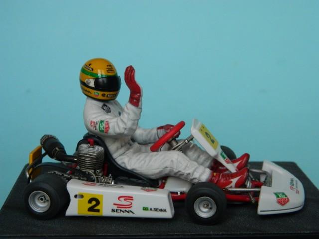 Kart  A. SENNA Bercy 93. Fujimi 1/20ème. fini . - Page 2 Ho2ye6