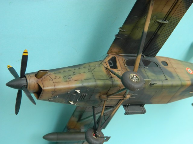 Pilatus PC-6/B2-H4. Roden 1/48.  fini. Ighqvg