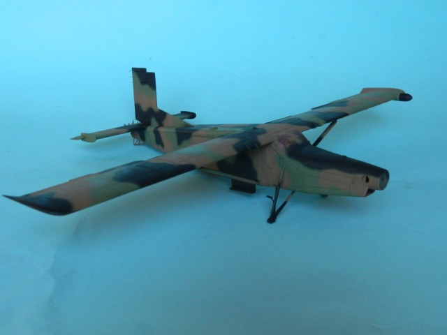 Pilatus PC-6/B2-H4. Roden 1/48.  fini. Tsv2oo