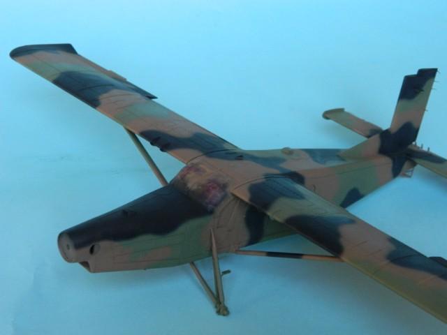 Pilatus PC-6/B2-H4. Roden 1/48.  fini. U668kp