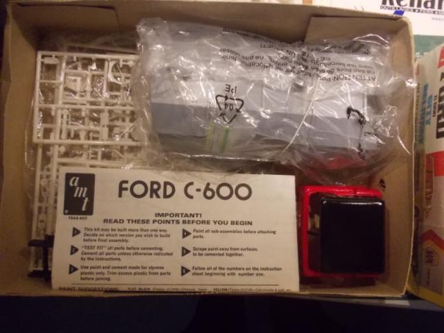 Ford C600 Dg338z