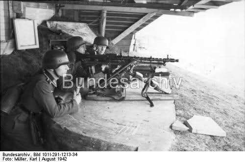 Position pour mitrailleuse Etang de l'Ayrolle (Gruissan 11)  6p6anm