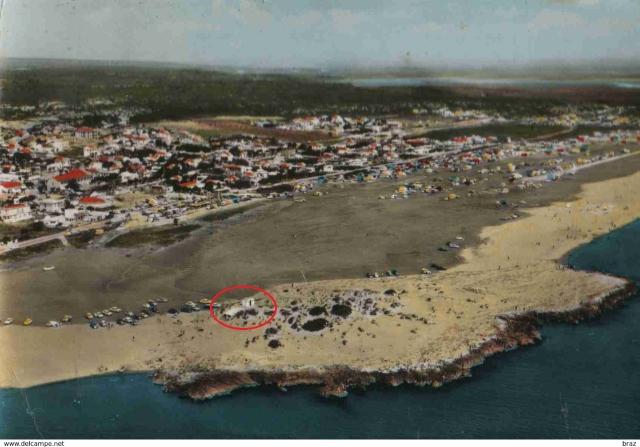 St Pierre sur Mer - Roc de la Batterie G1vqjo