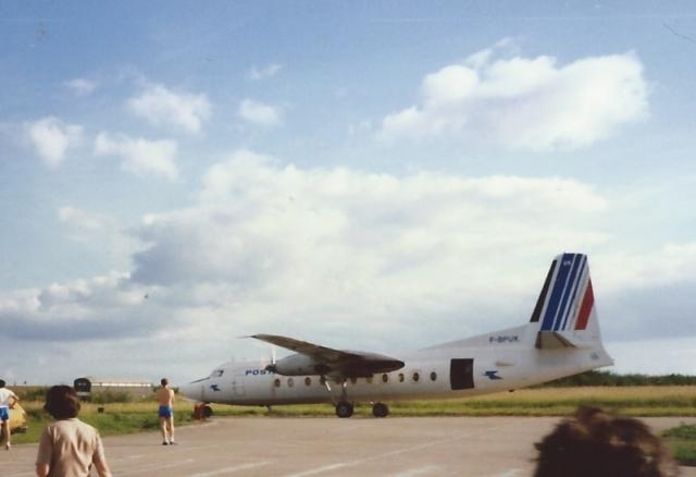 Fokker F 27-500  ESCI 1/72 scale - Page 2 Dgsvqz