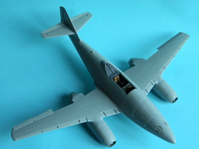 Me 262 A 1a. 1/32 Trumpeter . - Page 2 C1j1oc