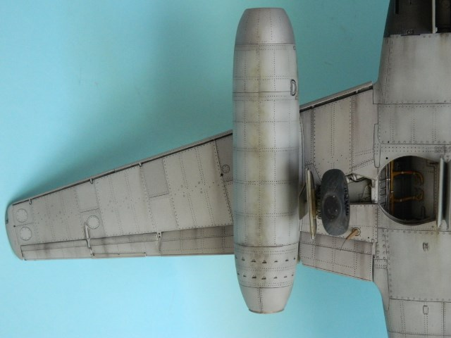 Me 262 A 1a. 1/32 Trumpeter . - Page 2 F8ppov