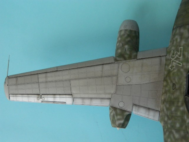Me 262 A 1a. 1/32 Trumpeter . - Page 2 Fs3vwo