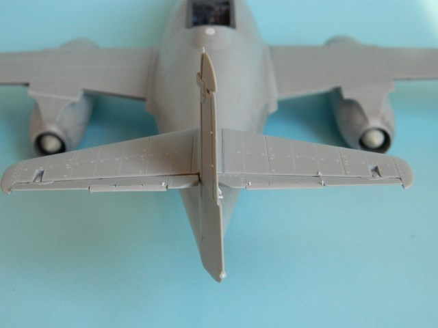 Me 262 A 1a. 1/32 Trumpeter . - Page 2 Tz9bt5