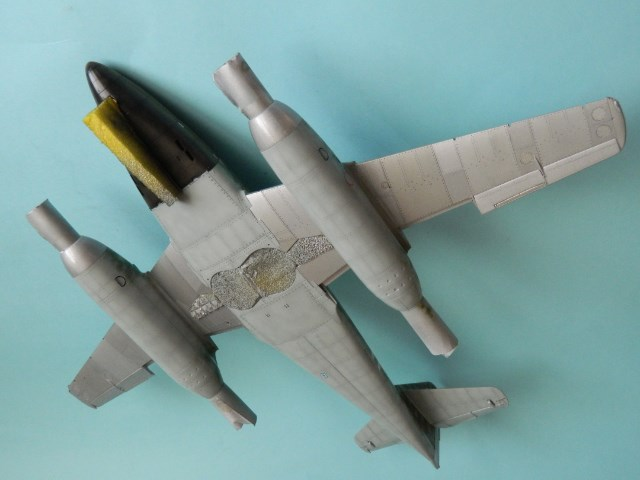 Me 262 A 1a. 1/32 Trumpeter . - Page 2 Wau6zy