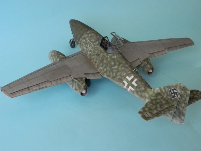 Me 262 A 1a. 1/32 Trumpeter . - Page 2 Wr6wtc